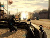 Tom Clancy's Ghost Recon: Advanced Warfighter 2     скриншот, 141KB
