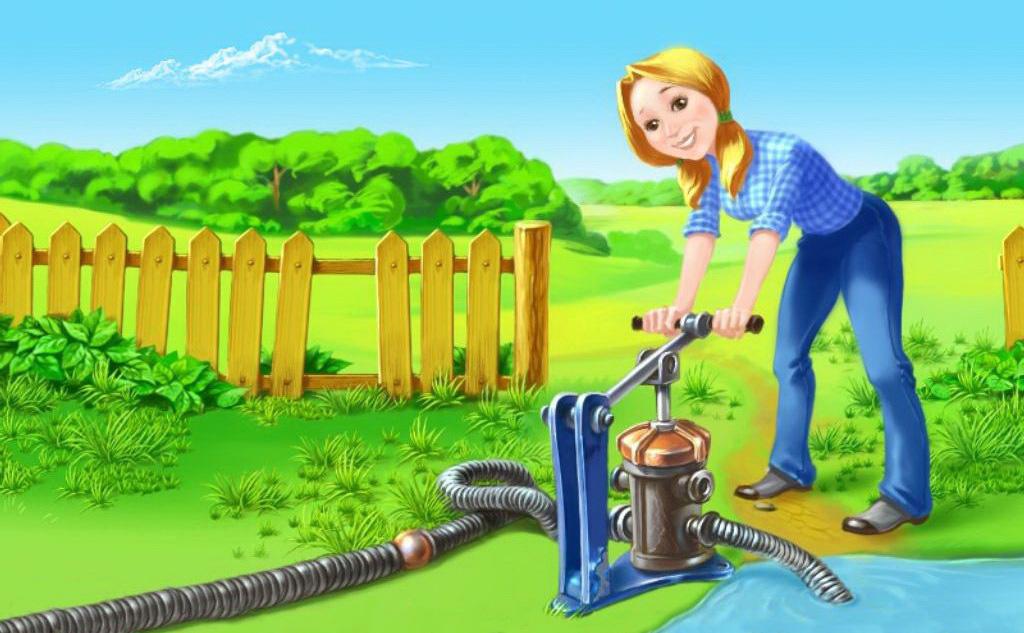 Веселая ферма мобильная бесплатная игра